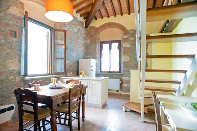 Apartment of the farmouse Gli Olmi, Cecina Tuscany